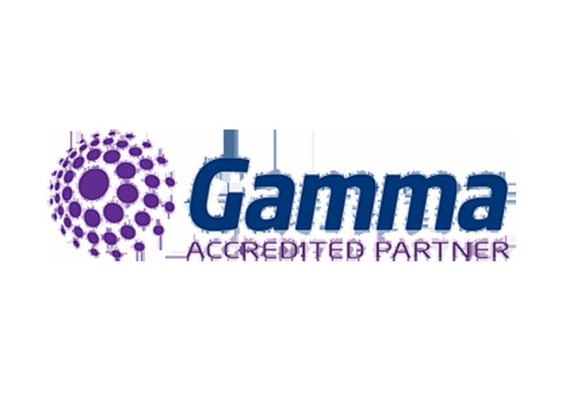 Gamma accredited partner