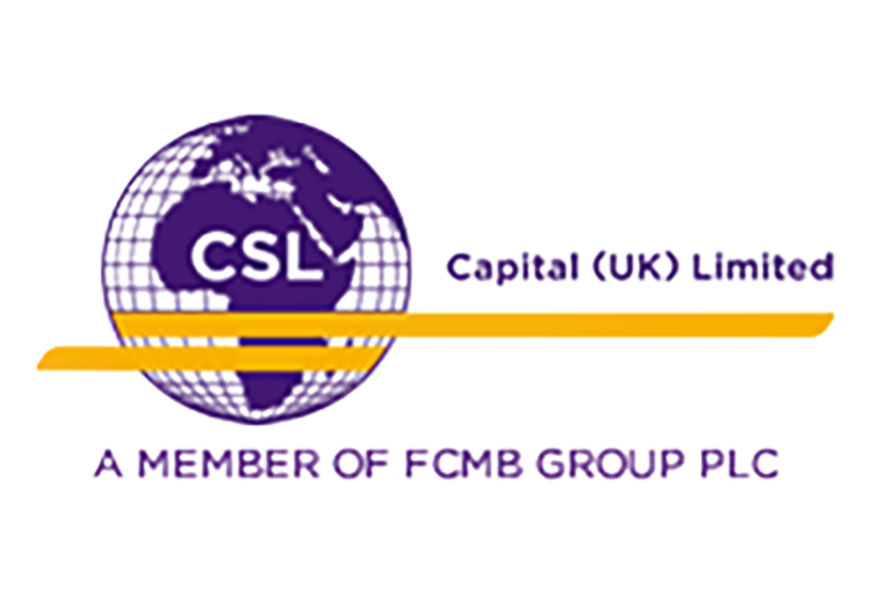 CSL Capital (UK) Limited - a member of FCMB Group PLC