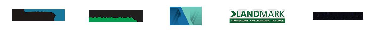 Fixatex Ltd., Anna Valley, Brewers Chartered Accountants, Landmark Construction, Lansgrove